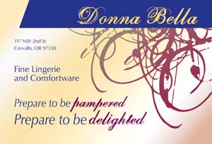 Donna Bella Lingerie launches new store in Corvallis, Oregon
