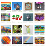 How's the Weather Etsy Treasury