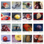 I love art, eat it! Etsy Treasury