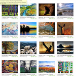 Nature Artists Earth Day Etsy Treasury