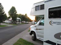 Our 31 foot Jayco Grayhawk motorhome