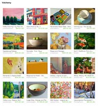 Etsy Valchemy Treasury