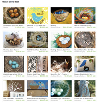 Etsy Nature at its Best Treasury