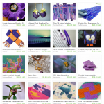 Feeling Purple Etsy Treasury