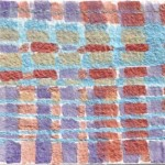 Piller 20 original 7-x5-inch iridescent watercolor painting @ Pam Van Londen 2011