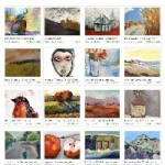 Etsy Fine Art Collecting on a Budget #2 Treasury