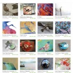 Etsy Flights of Fancy Treasury