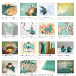 Etsy Fly Away Home Treasury