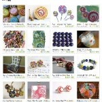 Etsy Swirly Treasury