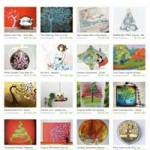 Etsy Exceptional Tree Swirls Treasury