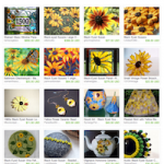 Black Eyed Susans Etsy Treasury